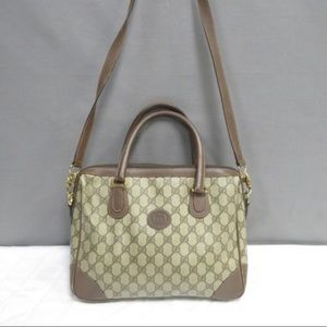 Gucci Shoulder Bag Satchel Purse